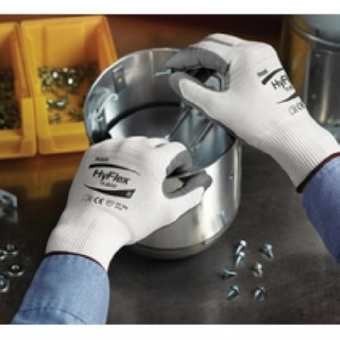 Ansell 11-800 Hyflex Nitrile Foam Coated Glove