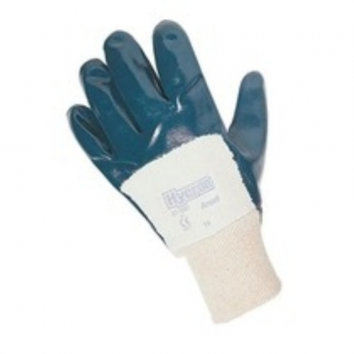 Ansell Hycron Palm Coated Knitwrist Glove