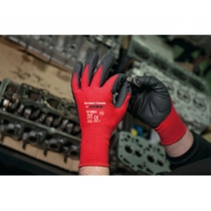 JUBA Econit Nitrile Foam Coated Glove