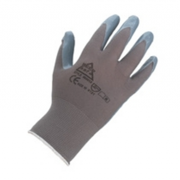 Keep Safe Nitrile Coated Glove