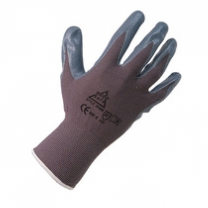 Keep Safe Nitrile Foam Coated Glove