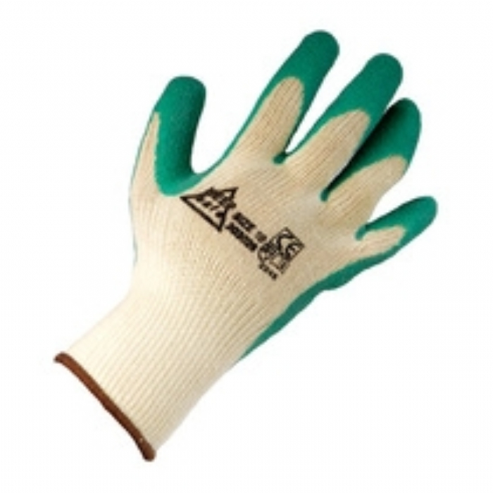 Keep Safe Grip Latex Coated Glove