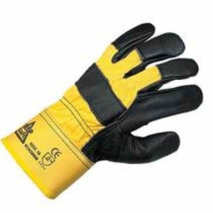 Keep Safe Cowhide Three Piece Rigger Glove