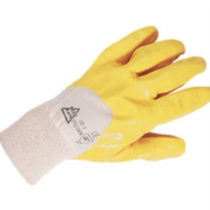 Keep Safe Lightweight Nitrile palm Coated Glove