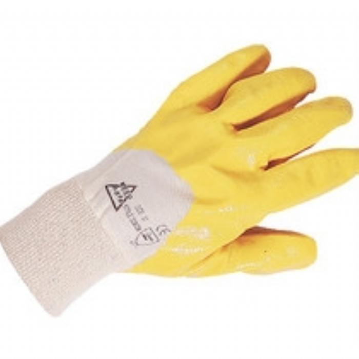 Keep Safe Lightweight Nitrile palm Coated Glove