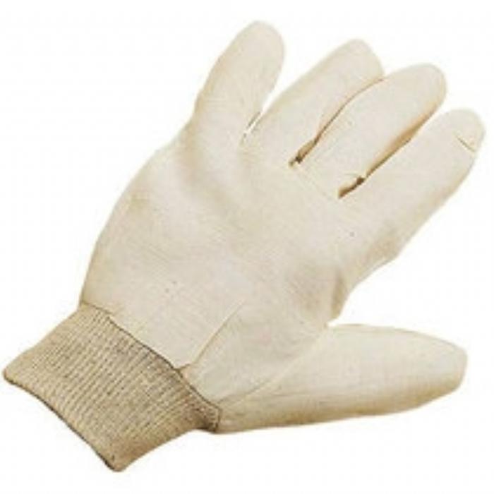 Keep Clean Heavy Duty Cotton Drill Glove