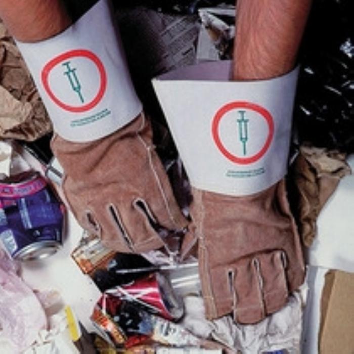 Polyco Anti-Syringe Glove
