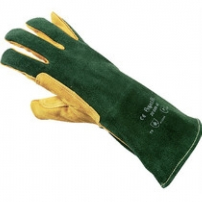 Honeywell Green Welding + Gauntlets