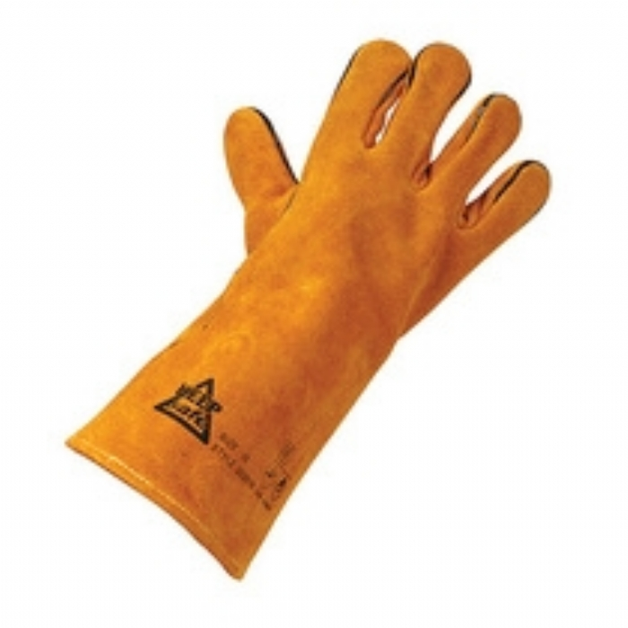 Keep Safe 'Gold' Welder's Gauntlet