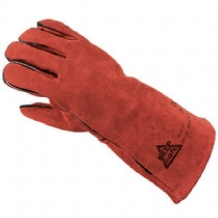 Keep Safe Comfort Leather Welders Gauntlets