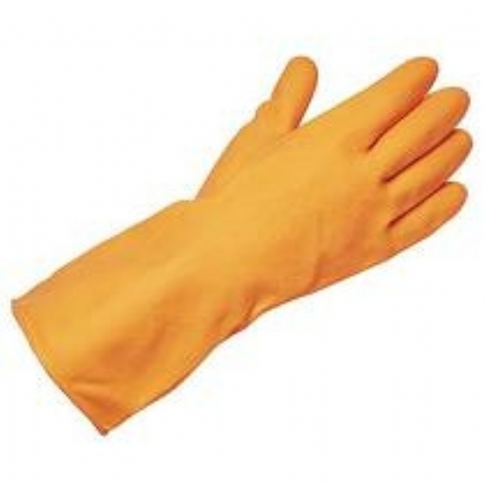 Ansell Versatouch Orange Glove Category III