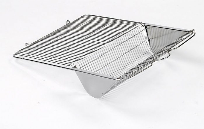 Wire lid for CAGE TYPE IVS