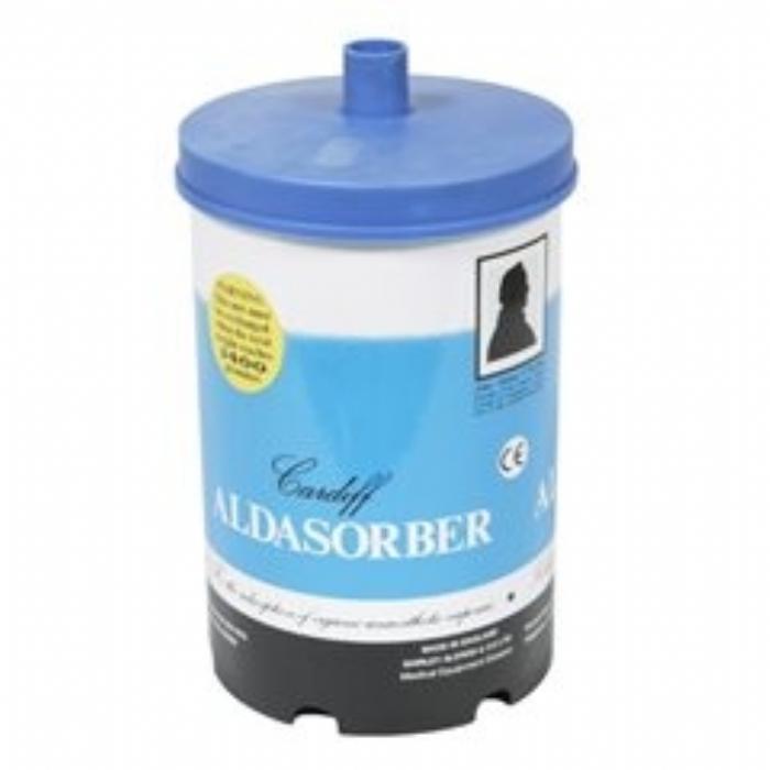 Aldasorber Medical Filter - Charcoal Scavenger