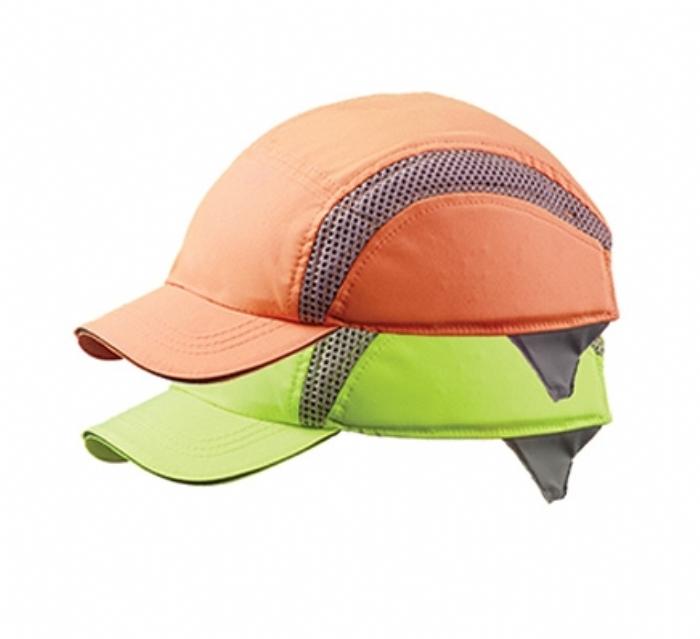 Centurion Standard Peak Hi Visibility Airpro Baseball Safety Bump Cap