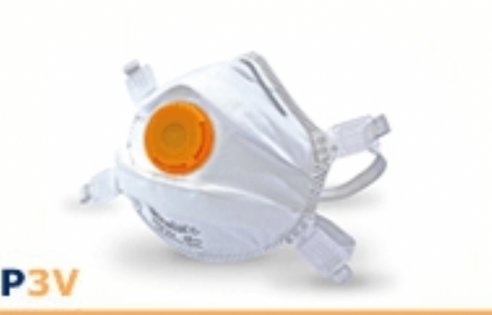 RespAir FFP3 Valved Disposable Face Respirator