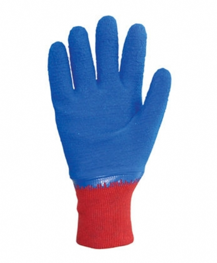 Blue Grip Gloves