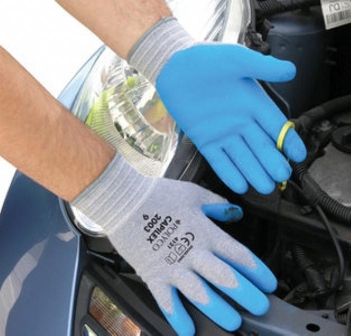 Capilex Gloves