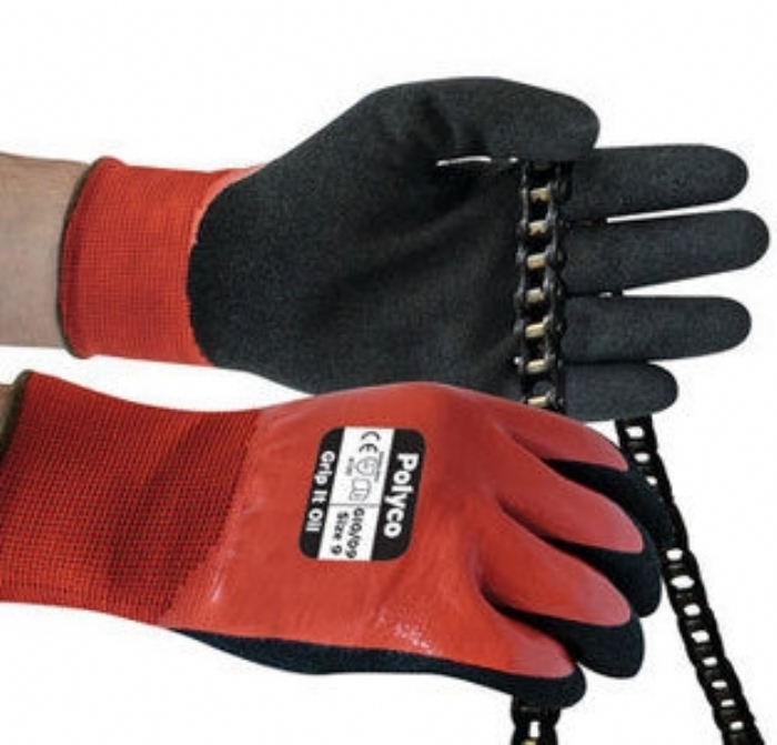 Grip It Oil Gloves