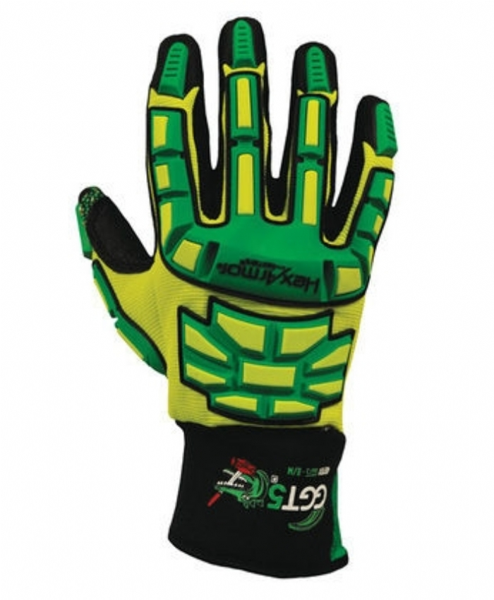 HexArmor GGT5 Gator Grip 4020X Gloves
