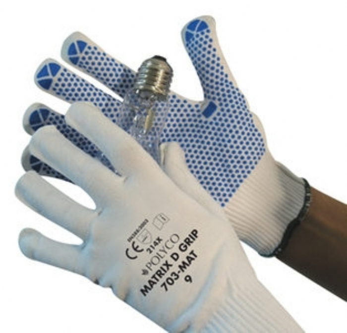 Matrix D Grip Gloves