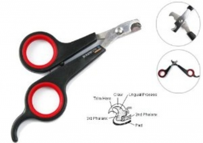 Mammoth Xt Nail Clipper Trimmer Scissors For Pet Grooming