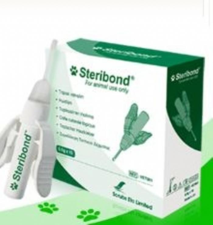 Steribond Veterinary Skin Adhesive