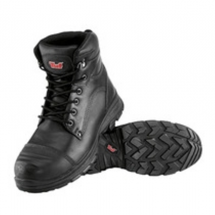 Tuf 7.25 Mid Cut Ankle Safety Boot with Midsole