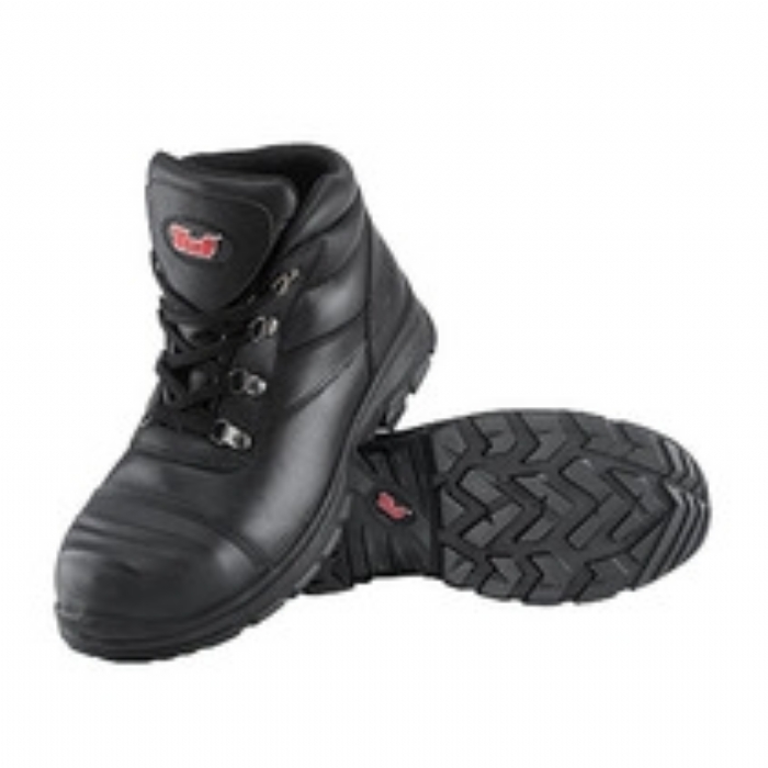 Tuf Chukka Safety Boot with Midsole