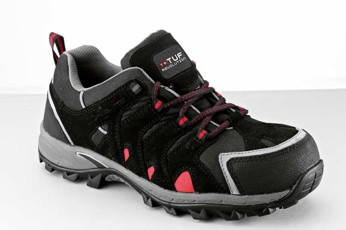 Tuf Revolution Performance safety trainer with midsole