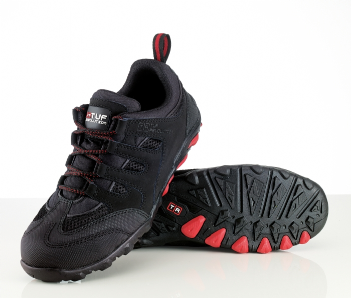 Tuf Revolution Performance Low Profile safety trainer with midsole