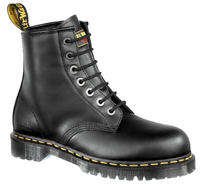 Dr Marten Icon leather safety boot