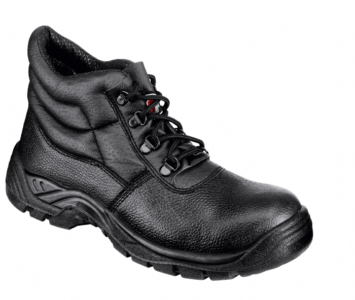 Tuf D-Ring Chukka safety boot with midsole