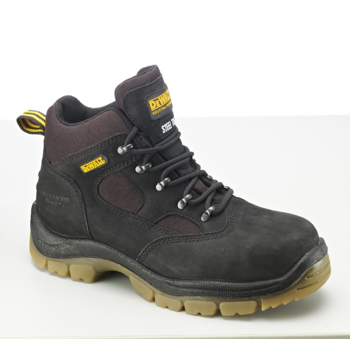 DeWALT challenger waterproof safety boot with midsole