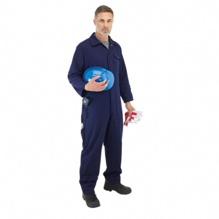 Boilersuit Polycotton Target Contractor Royal Blue