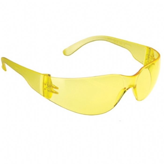 Keep Safe Jaguar Safety Spectacles Yellow Lens