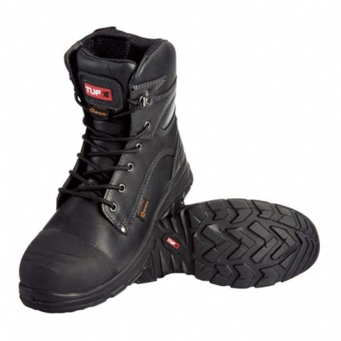 Tuf XT eVent Waterproof 8.5'' Hi-Leg Zip Safety Boot wth Midsole