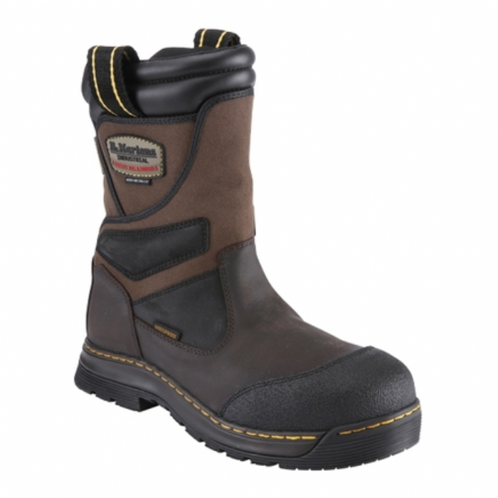 Dr Martens Turbine Safety Rigger Boot with Midsole
