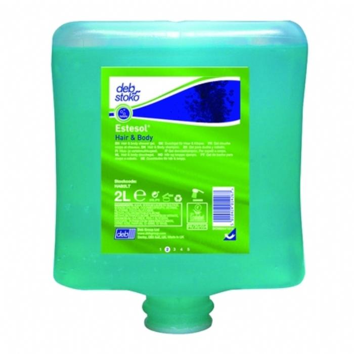 Deb Stoko Estesol Hair & Body Wash 2L