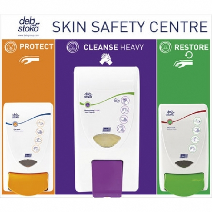 Deb Stoko Solopol Gritty Foam Skin Protection Centre - Small