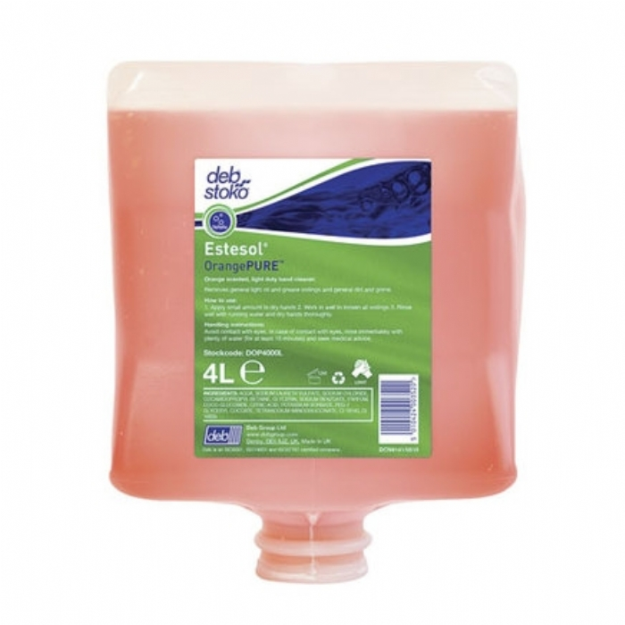 Deb Stoko Estesol Orange Lotion 4L