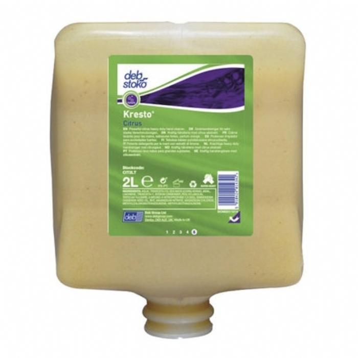 Deb Stoko Kresto Citrus Hand Cleanser 2L