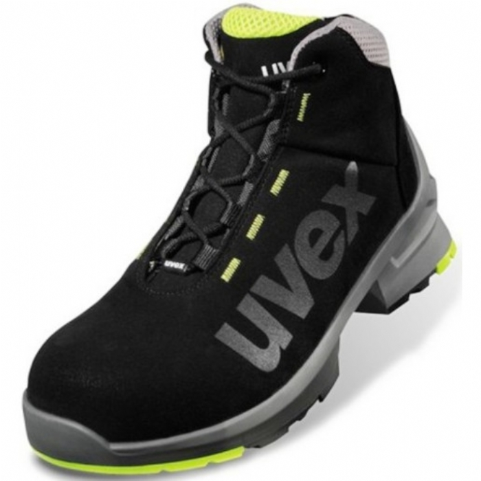 8545/8 Uvex 1 Ladies Safety Boot