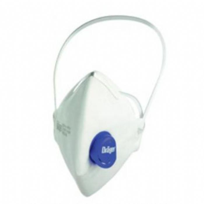 Draeger X-Plore 1730V FFP3 - Fold Flat Valved Respirator