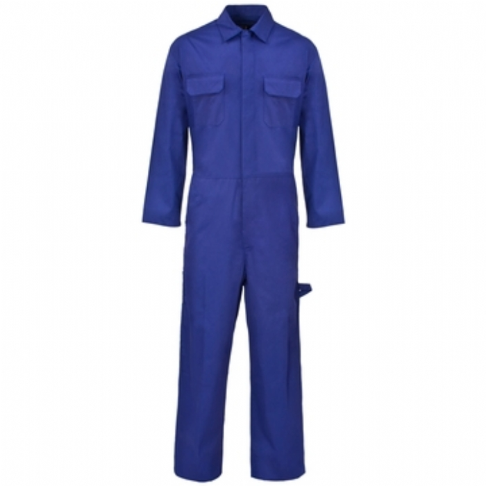 51001-7 Polycotton Coverall – Basic