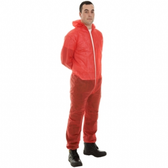 17401-7 PP Non-Woven Disposable Coveralls
