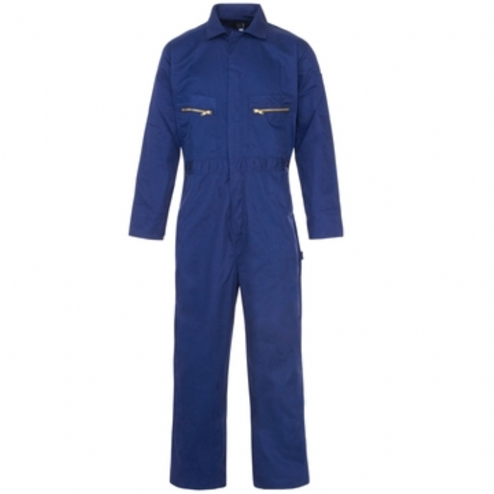 52101-7 Polycotton Coverall – Plus