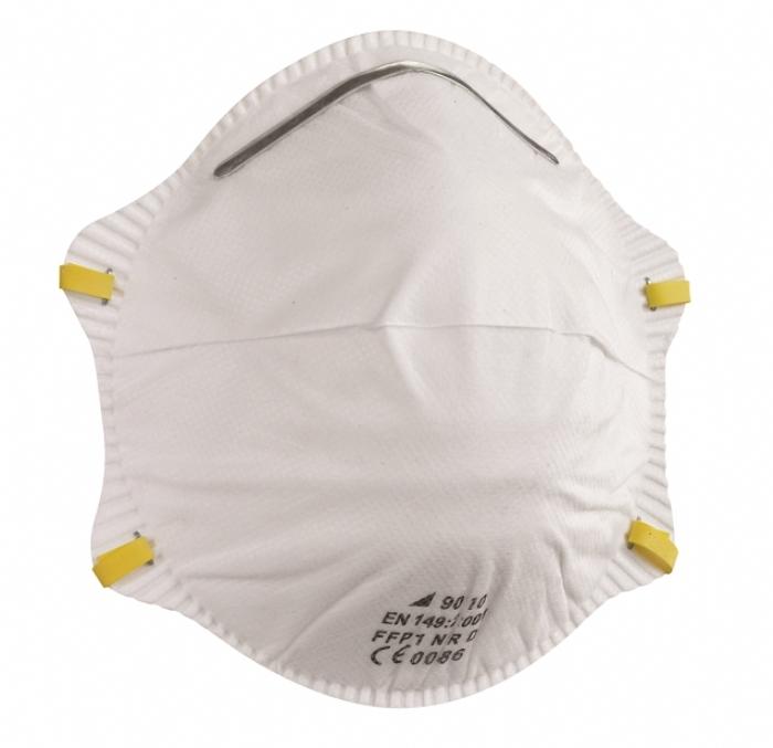 Alpha Solway Respirator 9000 Series 9010 FFP1 NR D