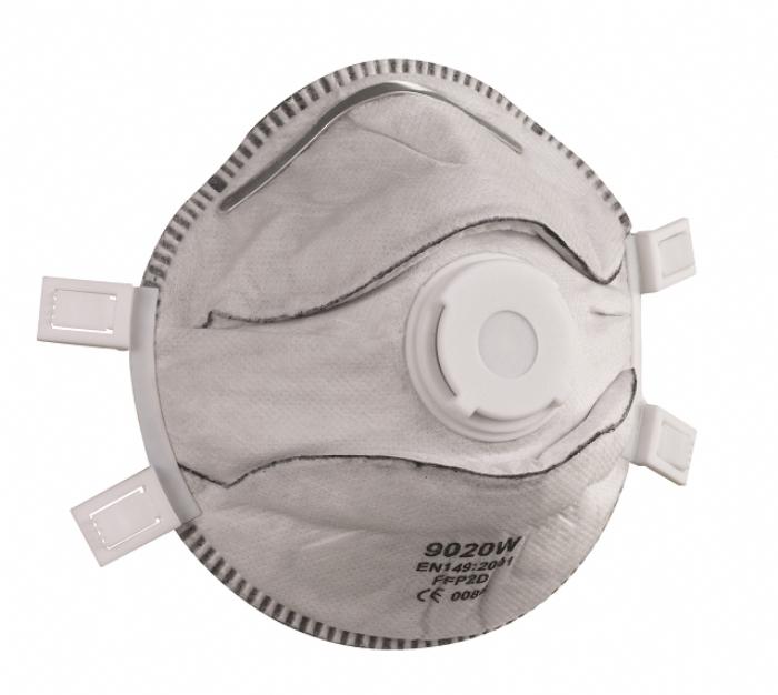 Alpha Solway Respirator 9000 Series 9020W FFP2 NR D
