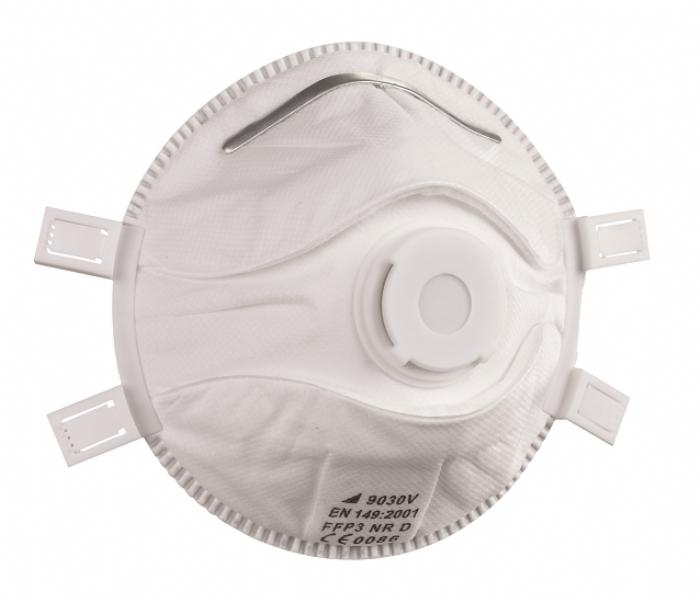 Alpha Solway Respirator 9000 Series 9030V FFP3 NR D