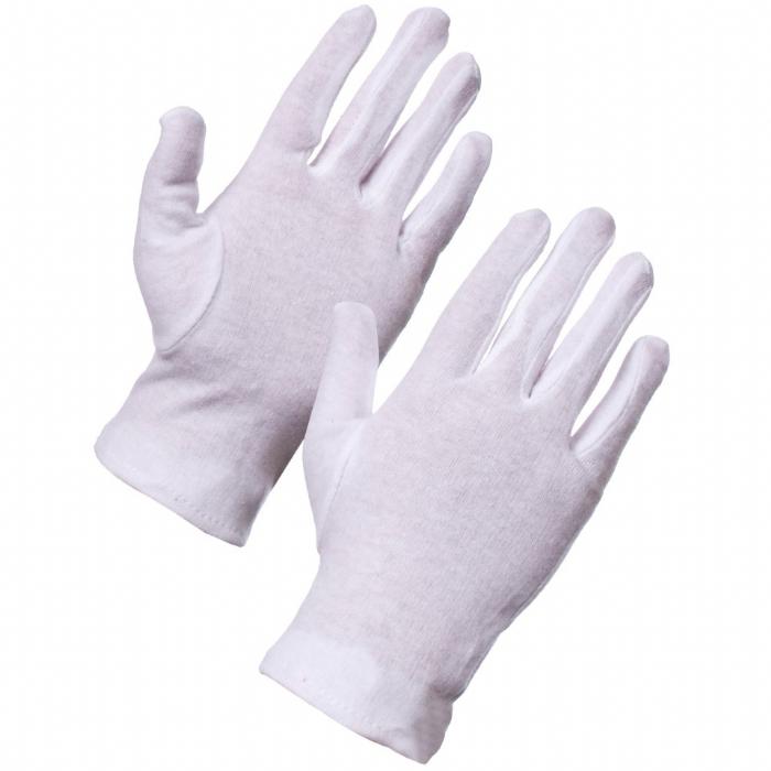 Cotton Gloves - Forchette Mens Gloves